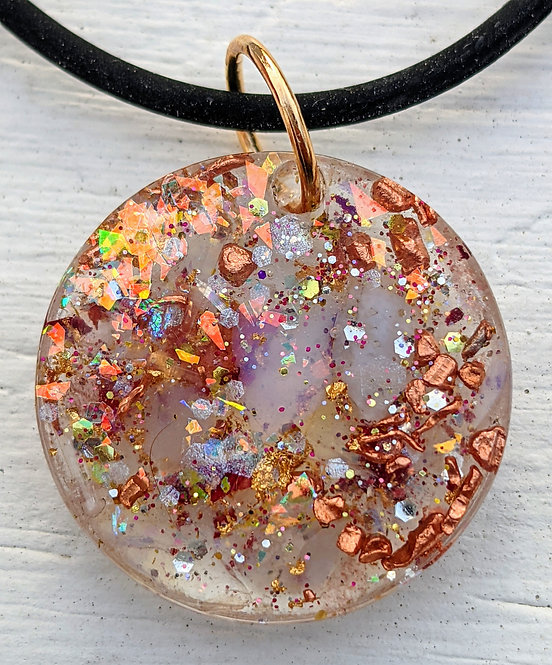 NEW! Petite Fairy Magic Orgonite Medallion
