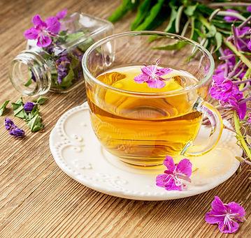 flower essence tea