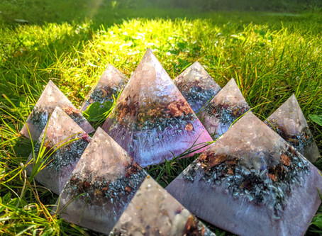 Cleansing Orgonite