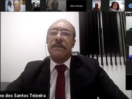 Reunião de alinhamento com a diretoria do Rio Grande do Sul