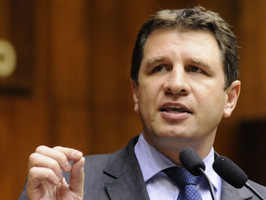 PRESIDENTE DA ASSEMBLEIA LEGISLATIVA DO RIO GRANDE DO SUL É NOTIFICADO
