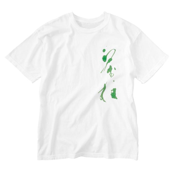 『茶柱』T-shirt
