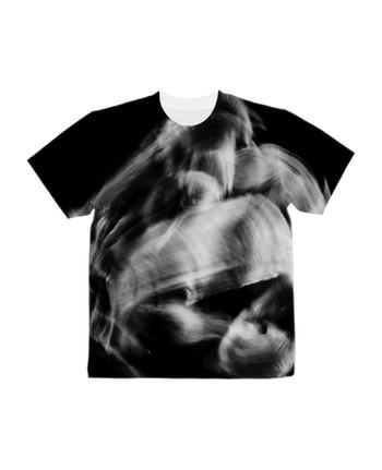 「白」T-shirt