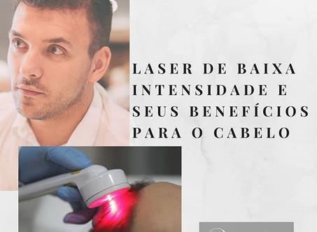 Benefícios do Laser de Baixa Intensidade