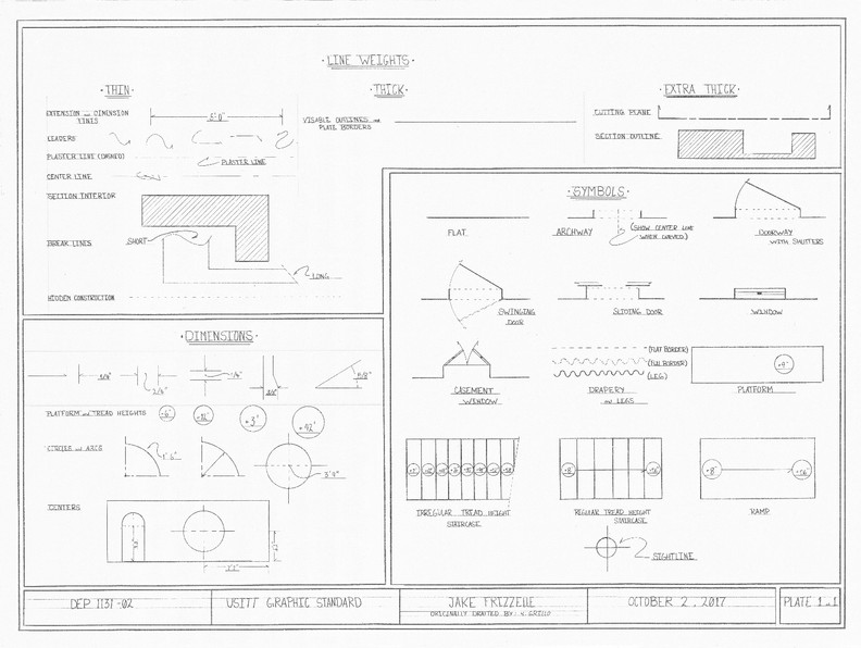 USITT Graphic Standards