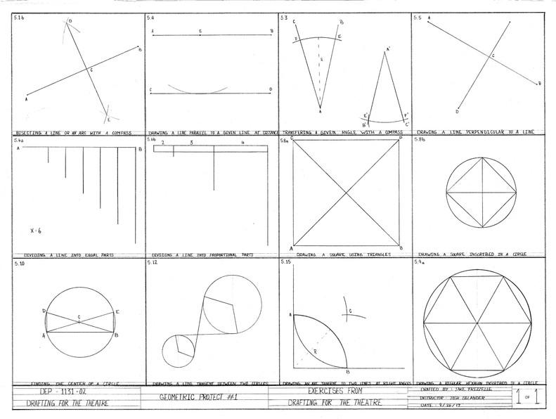 Geometry Exercise