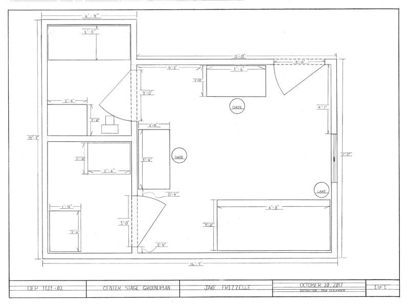 Residential Grounplan