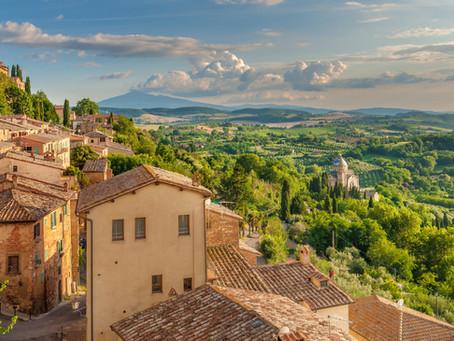 A Itália e seus Vinhos