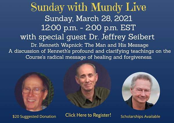 Sunday Live with Jeff Seibert for websit