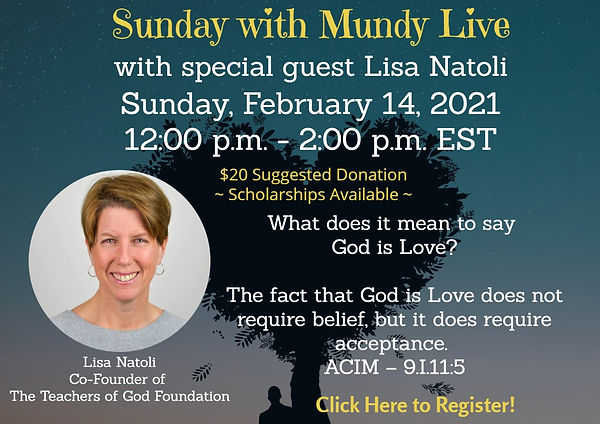 Sunday Live with Lisa Natoli for website