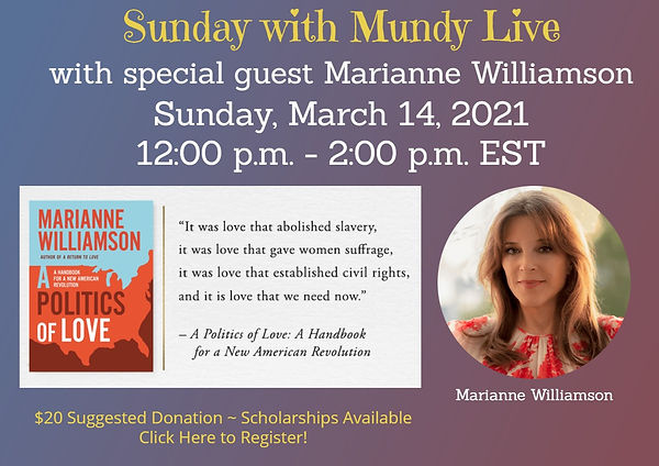 Sunday Live with Marianne Williamson .jp