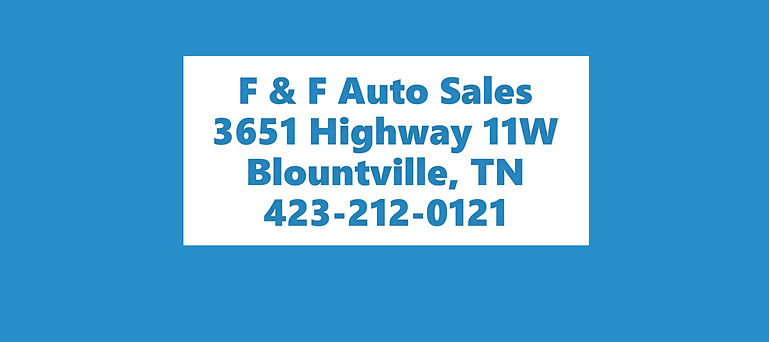 December Inventory!  Call us to see what else we may have!  423.212.0121!