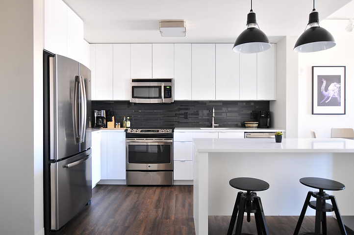 Vraneks Custom Cabinets Kitchen