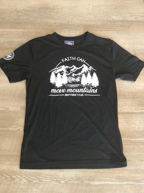 Ladies Cut - Faith Can Move Mountain