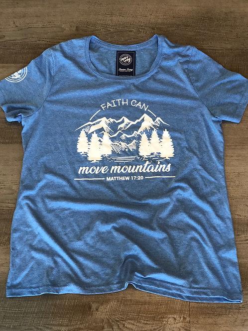 Unisex - Faith Can Move Mountains