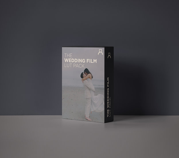 The Wedding Film LUT Pack