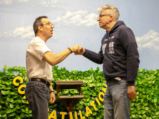 """Bilton finally brings """"Seeds"""" comedy to stage"""