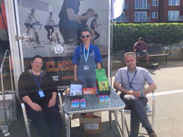 Successful weekend for Hammond House at the Armed Forces Festival.