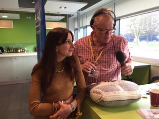 Radio Humberside with Phil White and  Sarah Hunter-Carson