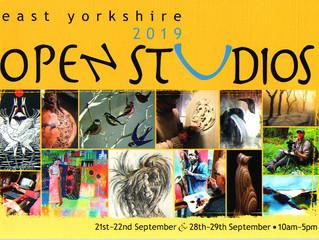 Artists open their doors in East Yorkshire