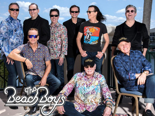 """Good Vibrations"" for Beach Boys' Gig in Hull"