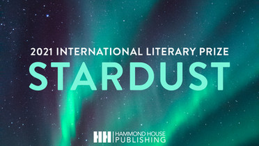 One week left until our competition deadline... enter the 2021 International Literary Prize now!