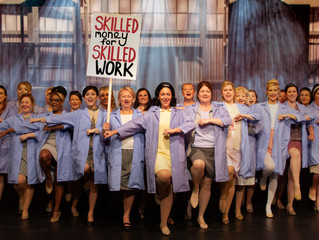 Hessle brings equal pay battle to musical stage