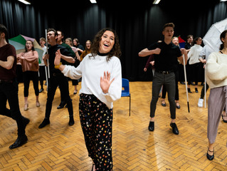 """Young Talent says """"Hello, Dolly"""" in Hull"""