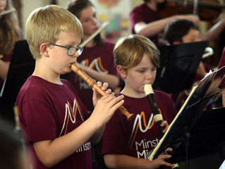 Early Music Weekend for Beverley