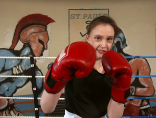 Boxing drama starts regional tour
