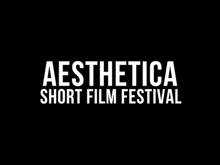 Films from Hammond House Productions submitted into Aesthetica Film Festival 2020