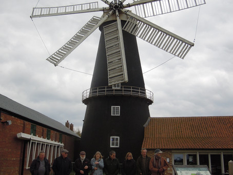 Heckington Windmill Visit