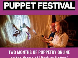 The Beverley Puppet Festival goes digital