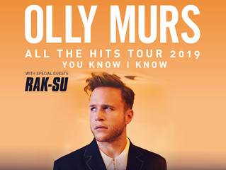 Olly Murs books a visit to Bonus Arena