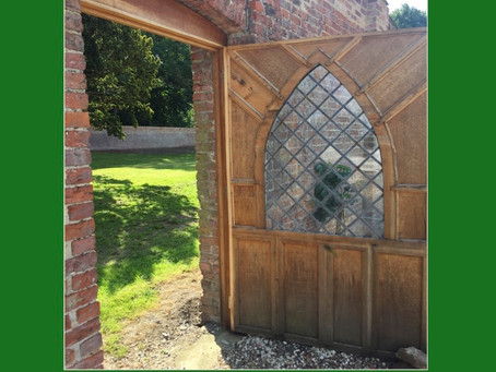 Tales from the Walled Garden- Available Now!
