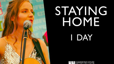 Staying Home: One Day Until Deadline
