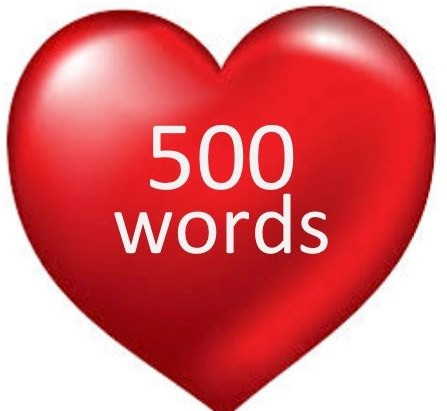 500 Word Competition