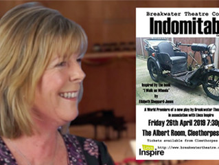 Indomitable: a moving one-woman show