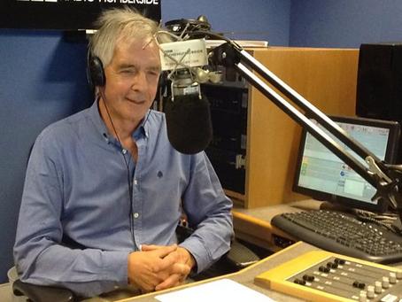 Join me tonight on BBC Radio Humberside