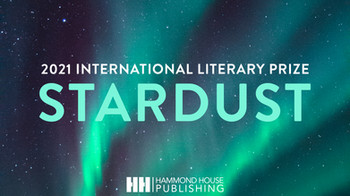 Submissions for our 2021 International Literary Prize 'STARDUST' are now closed