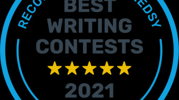 JUST 3 DAYS LEFT TO ENTER our 2021 International Literary Prize!