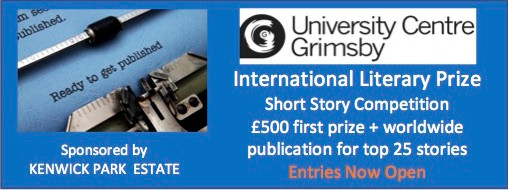 Writers from around the world are entering out international writing competition. From Caistor to Cairo, Grimsby to Gothenburg and Boston Lincolnshire to Boston Massachusetts. Enter now at