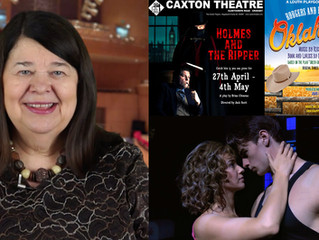 Dirty dancing, thrilling mysteries and country romance