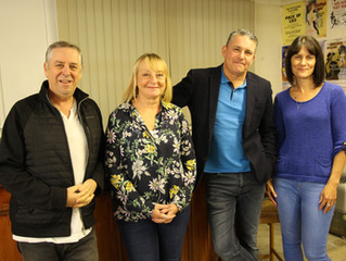 Singles' Night Comedy for Petuaria Players