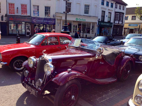 LOUTH CLASSIC CAR SHOW June 3rd