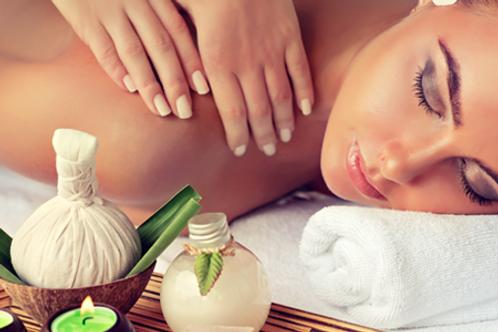 75min Deep Tissue Massage / Masaje Terapeutico