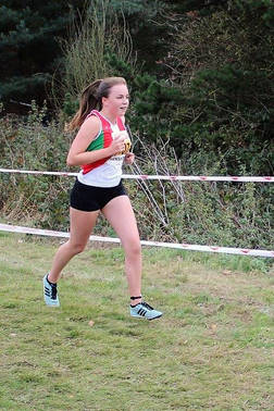 English Cross Counrty Relays 2018
