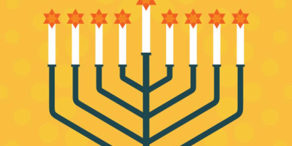 Happy Honukkah!