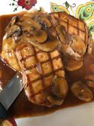 Pork Chop Marsala!