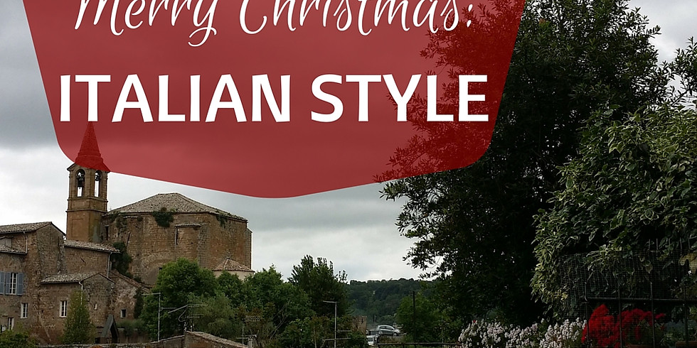 Lucarelli Christmas!